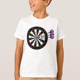 Dart Board And Darts Shirt