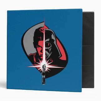 Darth Vader Half Face Binder