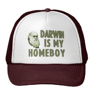 Darwin is my Homeboy Cap