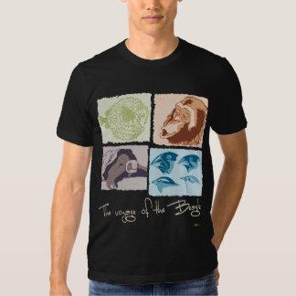 Darwin, The Voyage of the Beagle Tee Shirts