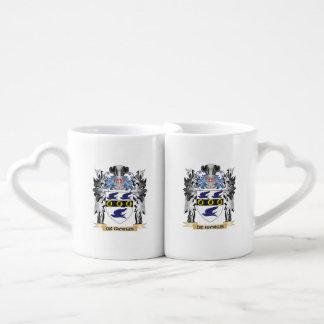 De-Giorgis Coat of Arms - Family Crest Lovers Mug