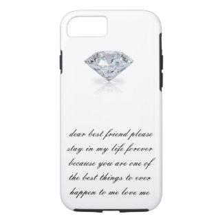 Dear best friend Case-Mate Tough iPhone 7 iPhone 7 Case