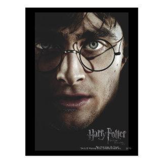 Deathly Hallows - Harry Potter Postcard
