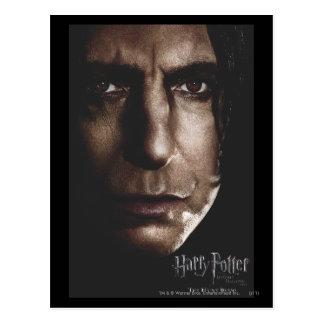 Deathly Hallows - Snape Postcard