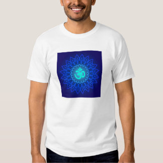 Decorative Om Design T Shirt