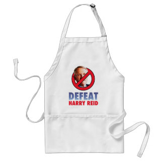 Defeat Harry Reid Standard Apron