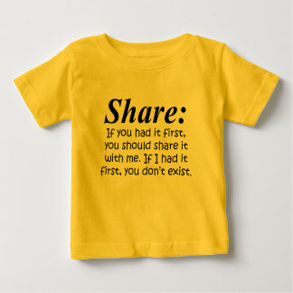 Definition of Share T-shirts