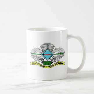 DELTA RAIDERS BASIC WHITE MUG