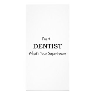 DENTIST PHOTO CARD