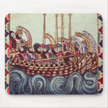 Departure of a Boat for the Crusades, Mouse Pad