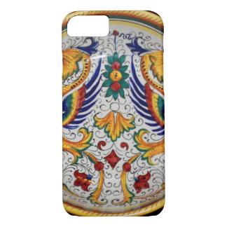 Deruta Plate Italian from Florence iPhone 7 Case