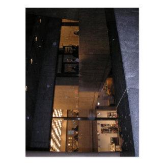 Description New Museum of Contemporary Art self-ma Postcard