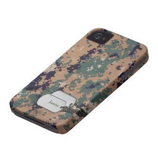 Desert Digital  Military Camouflage iPhone 4 Cases