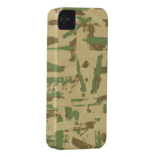Desert Paint Stroke Camouflage Case-Mate iPhone 4 Cases
