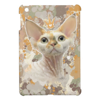 Devon Rex iPad Mini Cases
