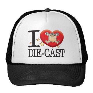 Die-Cast Love Man Cap