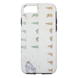 Different positions of the Body during Prayer from iPhone 7 Case