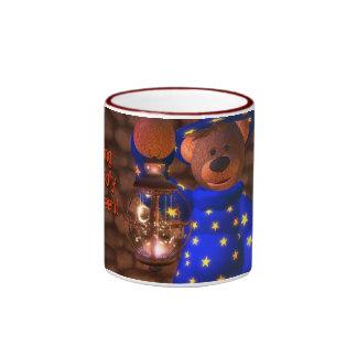 Dinky Bears Little Wizard Ringer Mug