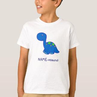 Dinosaur Name-osaurus Kid's t-shirt - boy