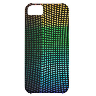 Disco Light Night Club Looks Colours Rainbow iPhone 5C Case