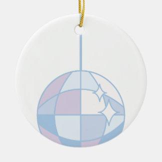 Disoc Ball Round Ceramic Decoration