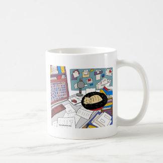disorder basic white mug