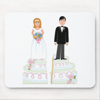 Divorce Cake Stock Mouse Pad