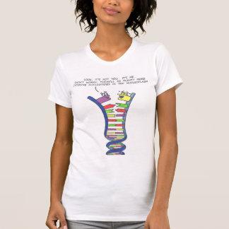 DNA Break-Up - Ladies Petite T-Shirt