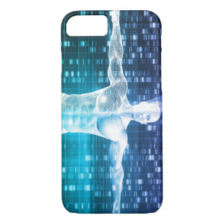 DNA Encoding and Genetic Code as a Science iPhone 7 Case