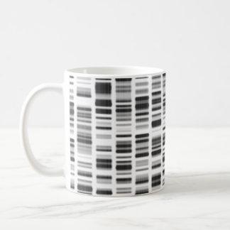 DNA Print - Basic White Mug