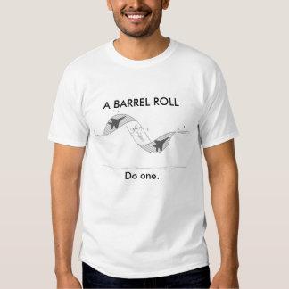 Do a Barrel Roll! Shirt