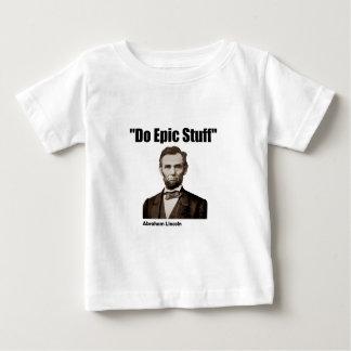Do Epic Stuff Abraham Lincoln Shirts