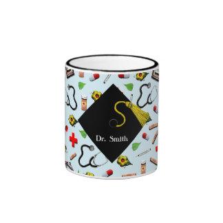 doctor graduation gifts ringer mug