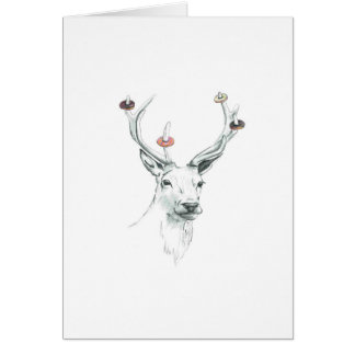 doe-nut deer greeting card
