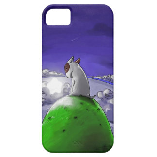 dog and star barely there iPhone 5 case