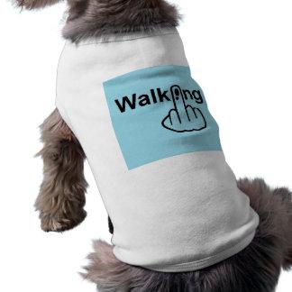 Dog Clothing Walking Flip