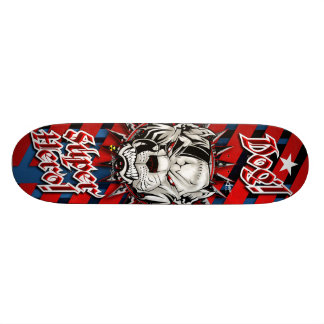 Dog Superhero Universe Walk 1...!!! 20.6 Cm Skateboard Deck