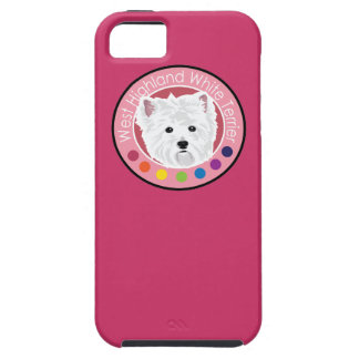 Dog West highland white terrier Case For The iPhone 5
