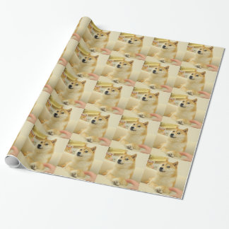 Doge Wrapping Paper