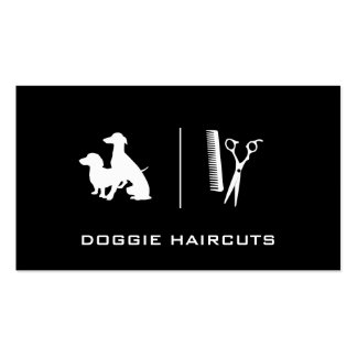Dogs | Grooming Pack Of Standard Business Cards