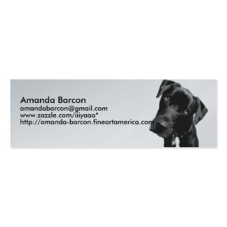 Dogs Pack Of Skinny Business Cards
