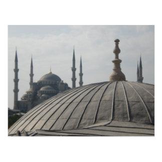 Domes and Minarets Postcard