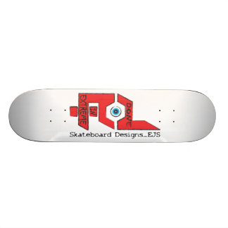 Done In Extreme BIG LOGO Skateboard
