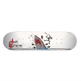 Done In Extreme Shark vs. Ninja Skateboard