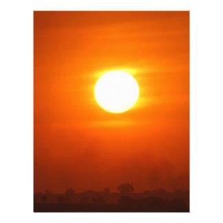 Don't Let The SunRise 21.5 Cm X 28 Cm Flyer