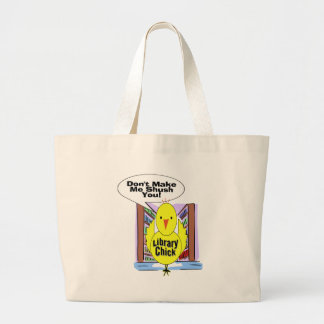 Don't Me Me Shush You Jumbo Tote Bag