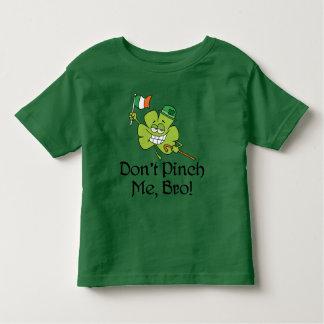Dont Pinch Me Bro Shamrock T-shirts