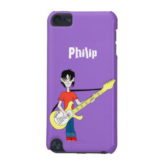 Doodle Rocker iPod Touch Case Template