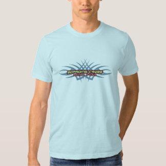 Double Dragon Skateboarding Graphic T-shirt