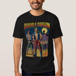 Double Dragon Tee Shirt